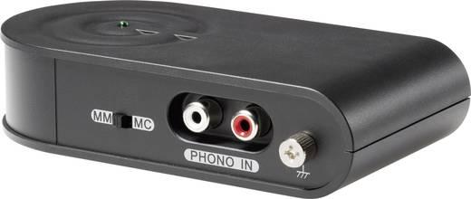 Lemezjátszó, Phono előerősítő, RIAA korrektor, audio USB digitalizáló kimenettel SpeaKa Professional