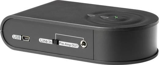 Lemezjátszó, Phono előerősítő, RIAA korrektor USB kimenettel SpeaKa Professional
