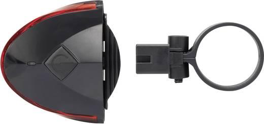 LED-es kerékpár hátsó lámpa, Basetech 9011C5 Mini Kmark ET-3204