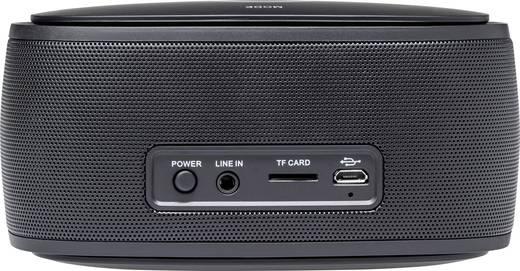 Mobil Bluetooth®-os hangszóró fekete, Renkforce DS-1190
