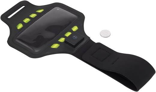 LED-es telefontartó karpánt sportoláshoz