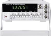 Vobbulátoros funkciógenerátor, jelgenerátor frekvenciamérővel, 0,02 Hz - 2 MHz, 1 csatornás, DAkkS kalibrált, Voltcraft (8202) VOLTCRAFT