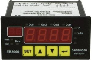 Greisinger EB 3000 beépíthető felügyelő-, mérő- és szabályzó modul (603291) Greisinger