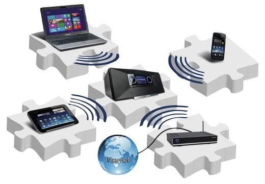 WLAN/ LAN WiFi-s Internetrádió, DAB+ DLNA kompatibilis Medion Life® P85035 (MD 87090)