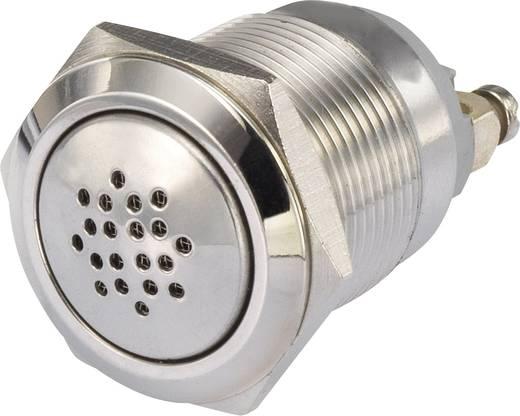 Miniatűr zümmer, 75 dB 12 V/DC