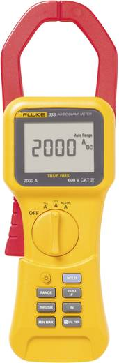 AC/DC árammérő True RMS (valódi effektív érték mérő) lakatfogó multiméter 1400-2000A AC/DC Fluke 353