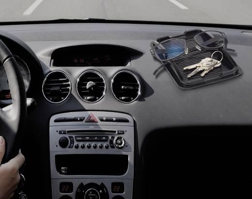 Csúszásmentes lap, készüléktartó, autóba, Basetech