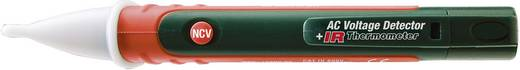 Fázisceruza, érintés nélküli feszültségvizsgáló multiteszter és infra hőmérő Extech DV40