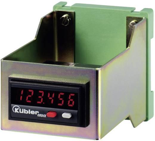 Beépítő DIN sín keret, foglalat számláló modulokhoz 25 x 50mm Kübler Codix G.300.004