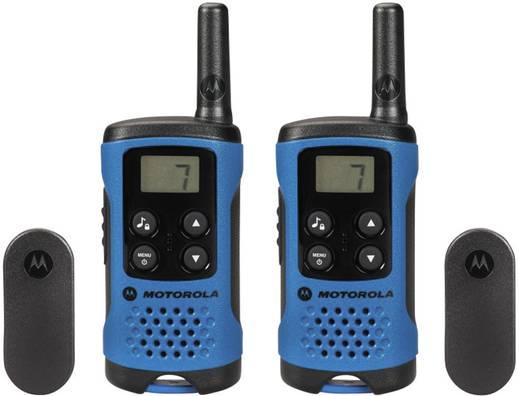 Motorola PMR készülék, kék, 2 db, TLKR T41 188035 PMR T41