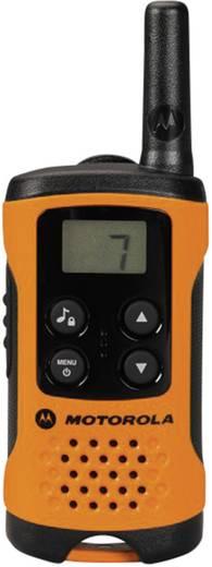 Motorola PMR készülék, narancssárga, 2 db, TLKR T41 188036 PMR T41