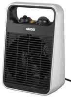 Elektromos fűtőventilátor, 1000/2000W, fekete/ezüst, Unold 86106 Unold