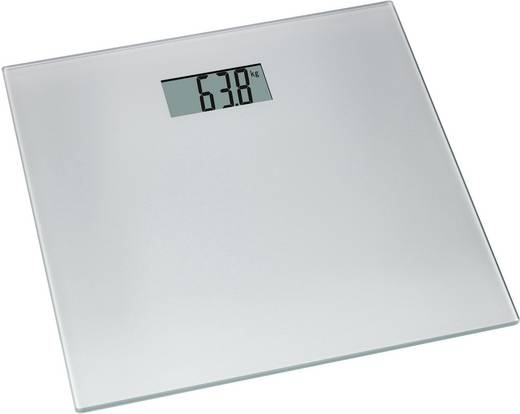 Digitális személymérleg, max. 150 kg, ezüst, TFA Tango