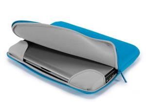 "Notebook védőtok, max. 26,7 cm (10,5"") kék, Tucano Second Skin Colore Tucano"