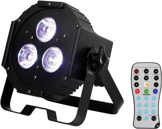LED-es PAR fényszóró LED-ek száma: 3 Renkforce DL-PAR103