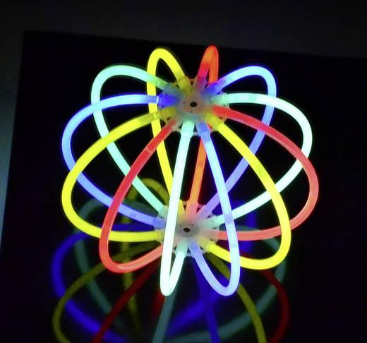 Neon világítórúd készlet, 7 színű, 100 részes Multi-color