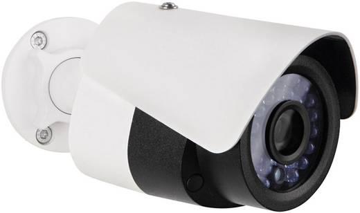 Megfigyelő kamera IR HD 720p WLAN hálózati kültéri kamera, (max.) 1280 x 960 pixel, ABUS TVIP61550