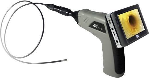 Endoszkóp kamera, hosszabbítható szondával, levehető LCD kijelzővel, micro SD kártya tárhellyel Ø 4,5 mm DNT Findoo Grip