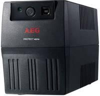 Megszakításmentes tápegység 600 VA AEG Power Solutions PROTECT alpha 600 (6000014747) AEG Power Solutions