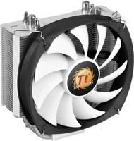 Processzor hűtő ventilátorral, CPU hűtő, Thermaltake Frio Silent 12 (CL-P001-AL12BL-B) Thermaltake