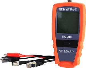 Kábelteszter, vezeték tesztelő 600m-ig GreenLee NC-500 2 Tempo Communications
