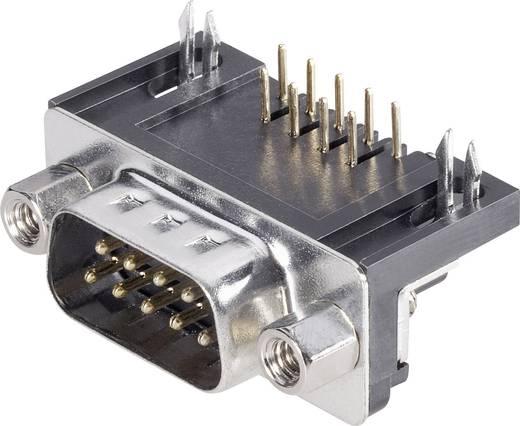 D-SUB tűs kapocsléc 90 °, pólusszám: 9 BKL Electronic 10120037