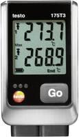 Hőmérséklet adatgyűjtő, mérés adatgyűjtő Testo 175 T3 testo