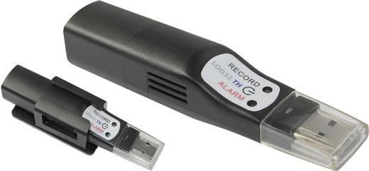 USB-s hőmérséklet és páratartalom mérő adatgyűjtő TFA LOG32TH
