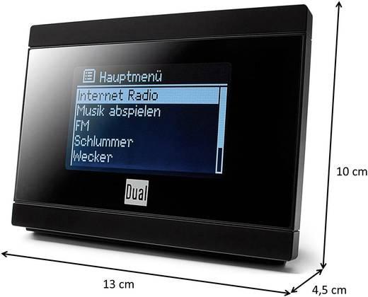 WLAN/WiFi-s Internetrádió Dual IR 2A