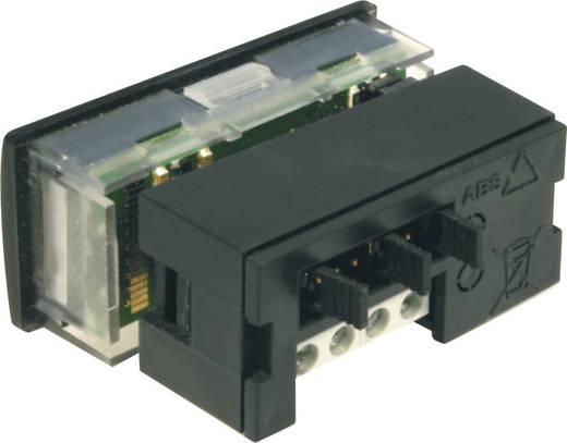 Feszültségmérő adapter, előtét ellenállás DPM961 és DPM962 panelműszerekhez