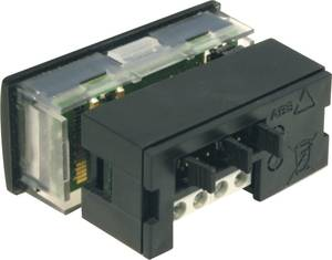 Feszültségmérő adapter, előtét ellenállás DPM961 és DPM962 panelműszerekhez TDE Instruments