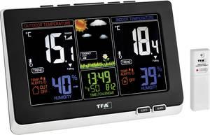 Vezeték nélküli időjárásjelző állomás, TFA Spring (35.1129.01) TFA Dostmann