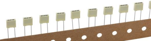 Poliészter kondenzátor, radiális 1 nF 100 V 10 % 5 mm, 7,2 x 2,5 x 6,5 Kemet R82EC1100DQ50K