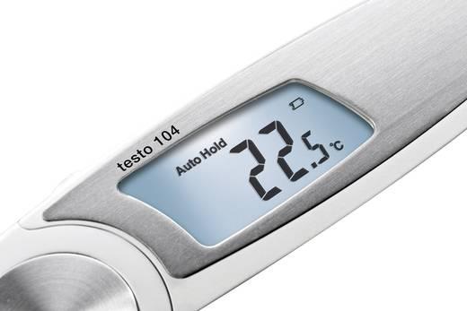 Ételhőmérő, HACCP beszúró hőmérő -50 től +250 °C-ig Testo 104
