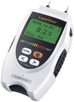 Anyagnedvesség mérőkészülék CM módszerű kiértékeléssel, LaserLiner DampMaster Data Plus Laserliner