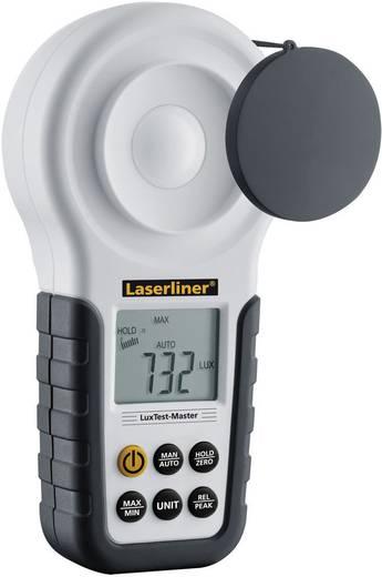 Fénymérő, LaserLiner LuxTest Master