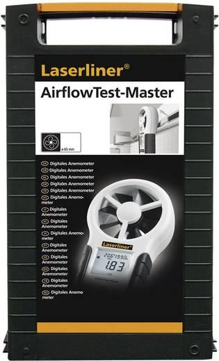 Anemométer, LaserLiner AirflowTest-Master (szélmérő)