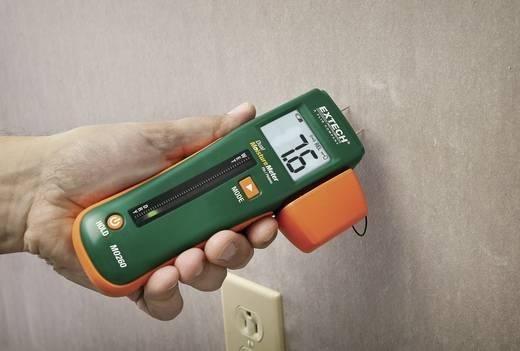 Fanedvesség mérő, anyagnedvességmérő műszer Extech MO265