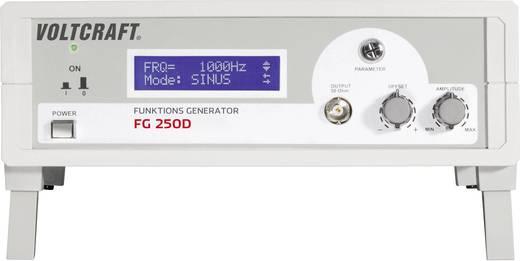 Függvénygenerátor, 1 Hz - 250 kHz Voltcraft FG 250D