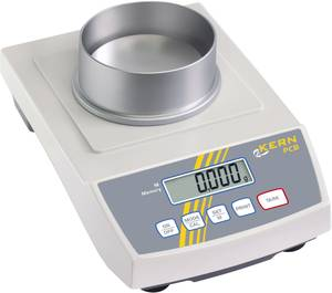Precíziós mérleg Kern PCB 100-3 Mérési tartomány (max.) 100 g Leolvashatóság 0.001 g Hálózatról üzemeltetett, Elemekről (PCB 100-3) Kern