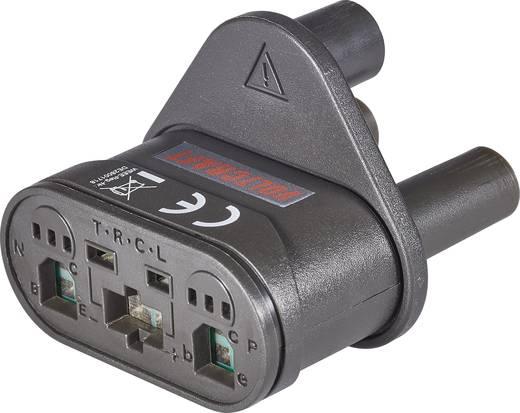 Hőmérő és tranzisztor mérő adapter VC 100-as sorozatú multiméterekhez Voltcraft