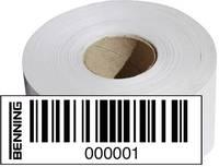 Vonalkód, etikett címke Benning ST 750-hez Benning 756301 Benning