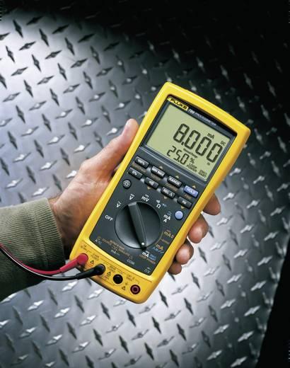 Digitális multiméter, True RMS műszer 24V-os feszültség kimenettel, kétsoros kijelzővel max.1A AC/DC Fluke 789/EUR