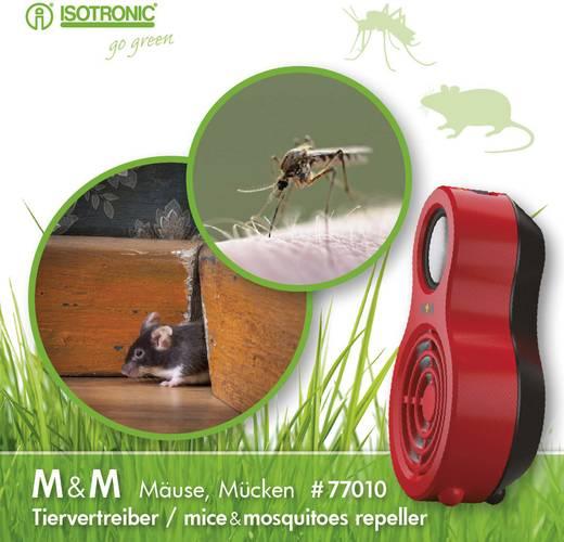 Szúnyogriasztó és rágcsálóriasztó, Isotronic M & M 77010