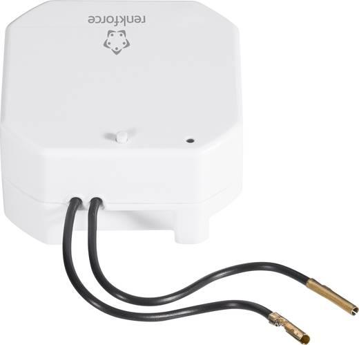 Vezeték nélküli, 1 csatornás beépíthető vevő, max. 2000W, max. 150m, fehér, renkforce RS2W