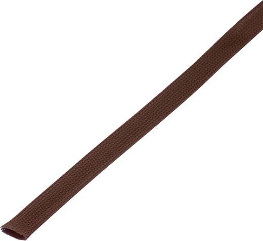 Hálós tömlő Kötegtart.Ø: 30 - 37 mm CBBOX3037-BN Tru Components Tartalom: 5 m