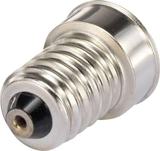 Izzófoglalat, törpe lámpafoglalat E14, (Ø x Ma) 17,5 x 25,7 mm