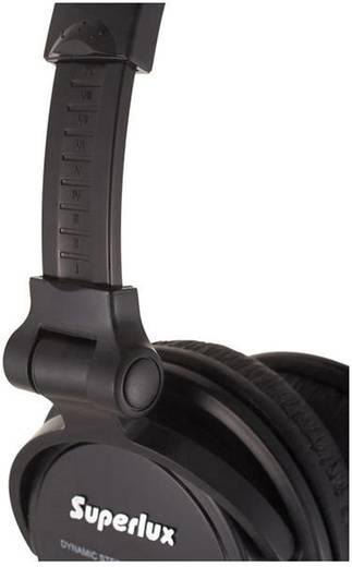 Hifi fejhallgató, összecsukható pántos Superlux HD 572