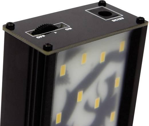 LED-es kemping lámpa, akkus, Petromax bl1540