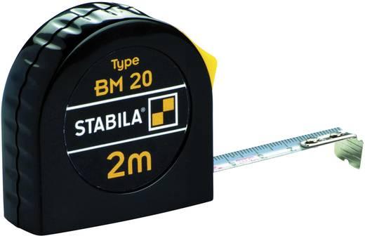 Mérőszalag 5m-es, Stabila BM 20